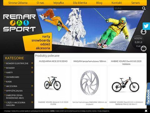 Remar rowery elektryczne Wrocław