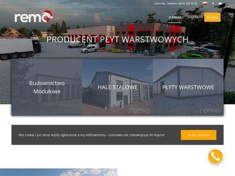 REMO s.c Przedsiębiorstwo Wielobranżowe