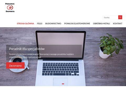 Usługi remontowe Bydgoszcz - Jacek Orłowski