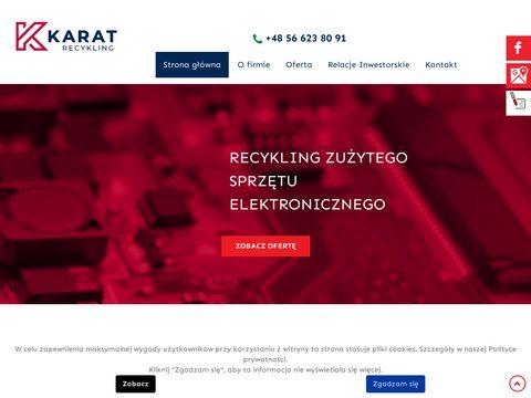 Recykling-karat.pl