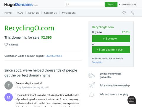 Recyclingo.com odpady