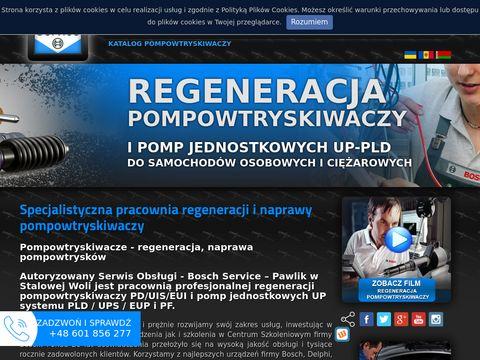 Regeneracja-pompowtryskiwaczy.pl naprawa