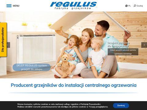 Regulus.com.pl producent grzejników