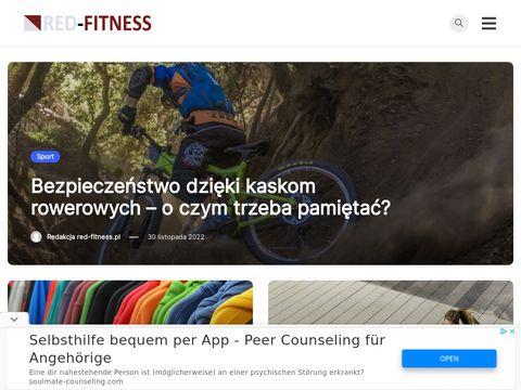 Red-fitness.pl - siłownia Poznań