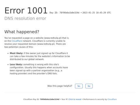 Redtulip.pl