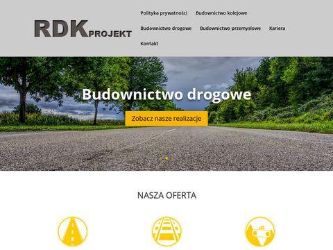 RDK - projekty bocznic kolejowych