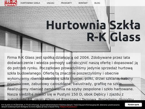 R-K Glass hurtownia szkła