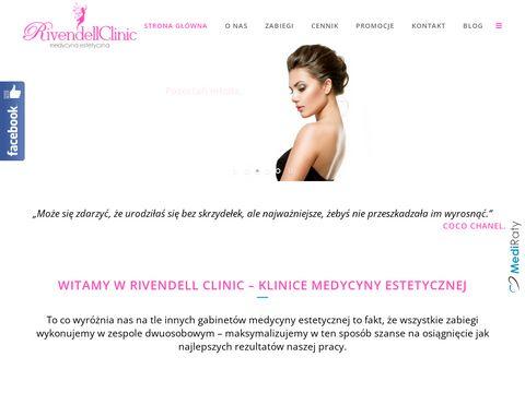 Rivendellclinic.pl medycyna estetyczna Poznań