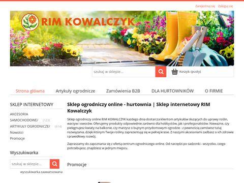 RIM Kowalczyk sp.j. rośliny doniczkowe