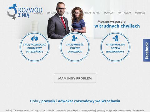 Rozwodznia.pl podział majątku