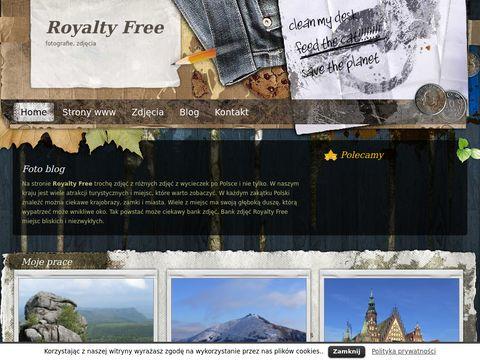 Royalty-free.eu - blog turystyczny i fotograficzny