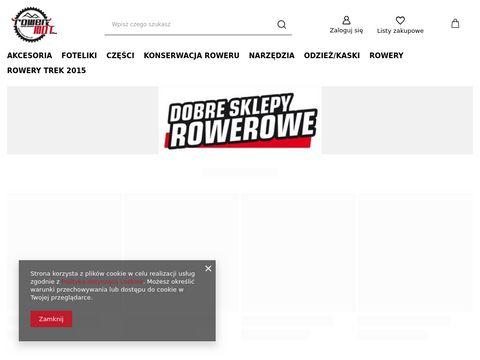 RowerMot sklep internetowy rowerowy