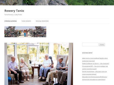 Rowerytanio.com.pl katalog branżowy