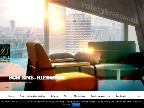 Roletykrakow.eu