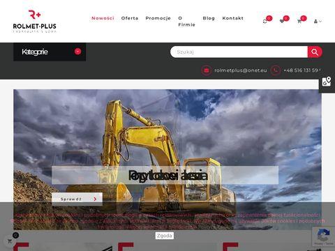 Rolmet-Plus rotatory hydrauliczne