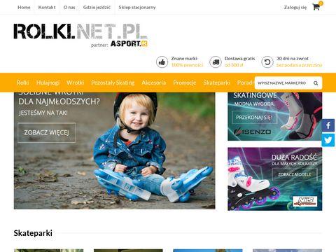 Rolki.net.pl - Sklep