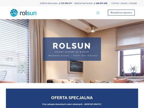 Rolsun.com.pl - markizy