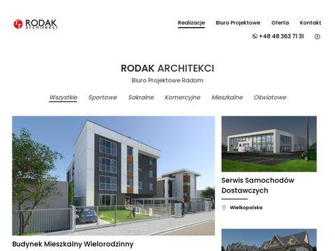 Rodak Architekci - biuro projektowe Radom