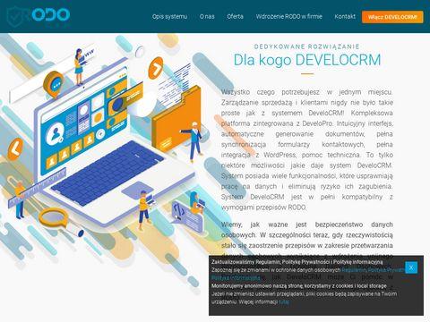 Rodocrm.com system