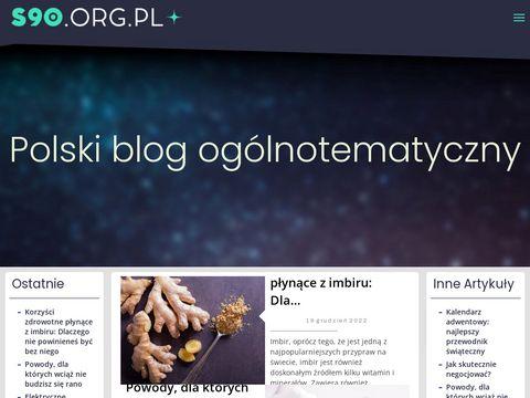 S90.org.pl - pozycjonowanie stron internetowych