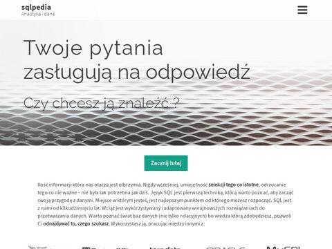 SQLpedia.pl - szkolenie SQL