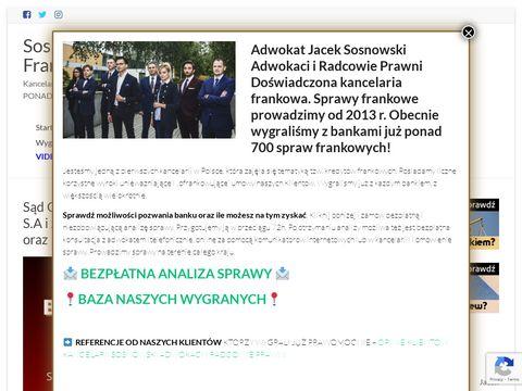 Sprawy-przeciwko-bankom.pl - polisolokaty oszustwo
