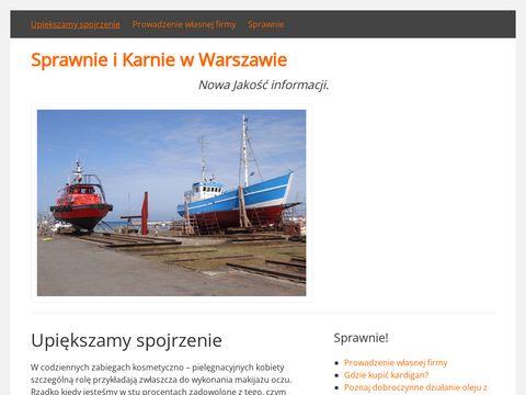 Sprawy-karne.warszawa.pl adwokat