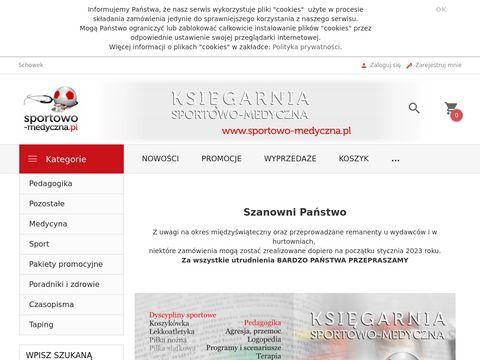 Sportowo-medyczna.pl literatura