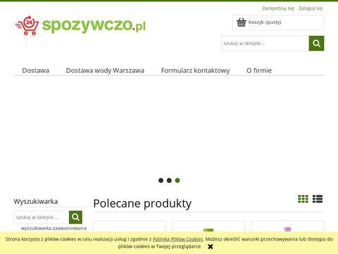 Spozywczo.pl hurtownia online Warszawa
