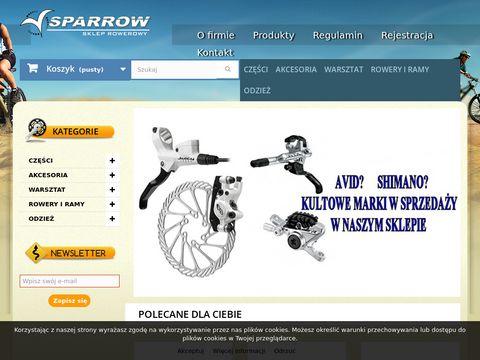 Malawishop przerzutka sram sparrow-bike.pl