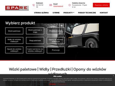 Wózki widłowe Warszawa