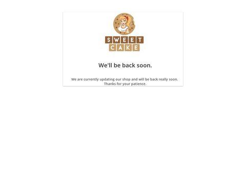 Sweetcake.com.pl akcesoria do dekoracji ciast