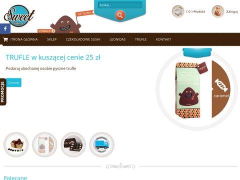Sweetvalley.pl - czekoladki na prezent
