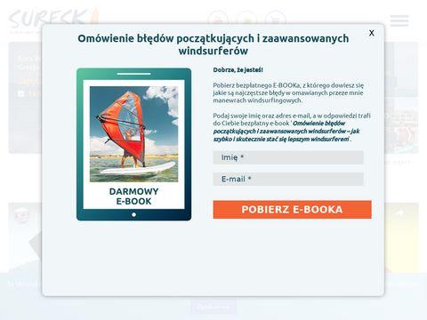 Surfski.pl wyjazdy szkoleniowe dla windsurferów