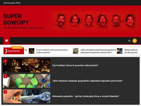 Superdowcipy.com blog