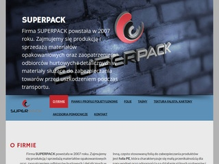 Superpack.pl - Folia stretch