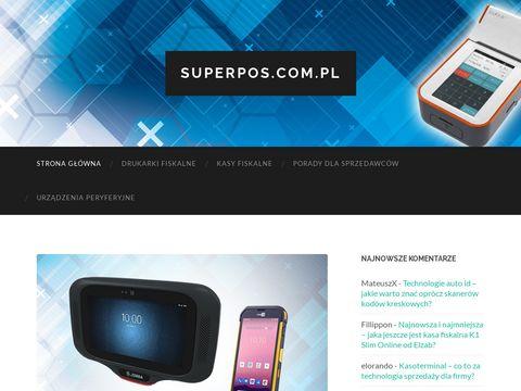 Superpos.com.pl - kasa w systemie sprzedaży