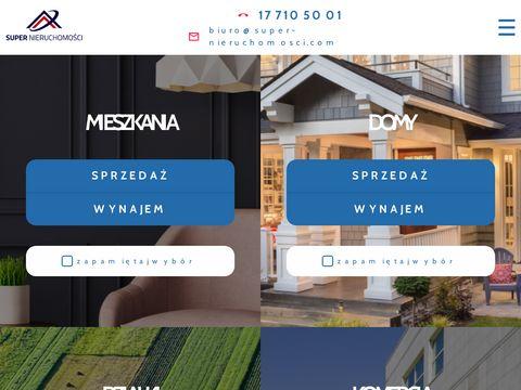 Super-nieruchomosci.com mieszkania Rzeszów