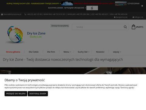 Suchylod.net dostawa suchego lodu