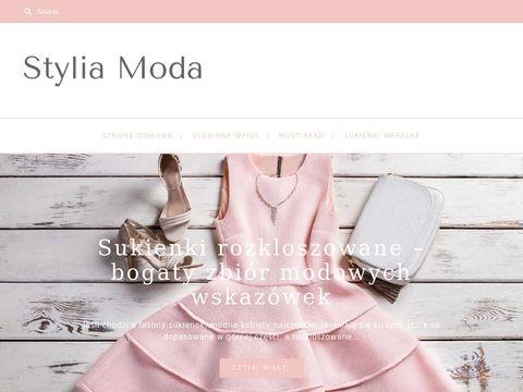 Styliamoda.pl - sklep z sukienkami i tunikami