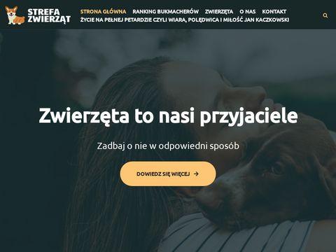 StrefaZwierzat.pl - ogłoszenia zwierząt i usług