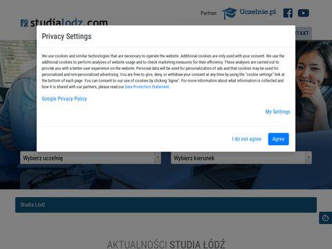 Studialodz.com informacje w jednym miejscu