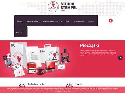 Studio-stempel.poznan.pl - pieczątki