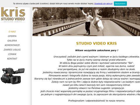 Studio Kris - zdjęcia ślubne