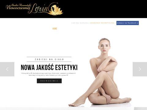 Lorin - studio kosmetyki