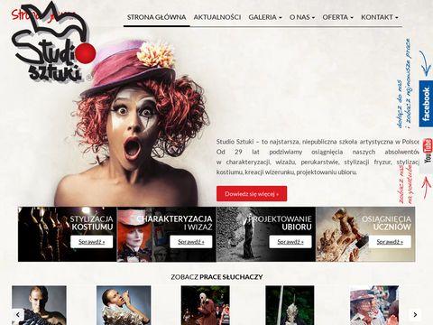Studiosztuki.pl szkoła grafiki komputerowej Warszawa