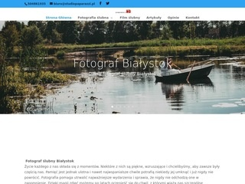 Fotograf Białystok