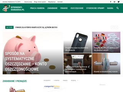 Student-zarabia.pl - praca i pieniądze