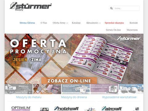 Stuermer-maszyny.pl