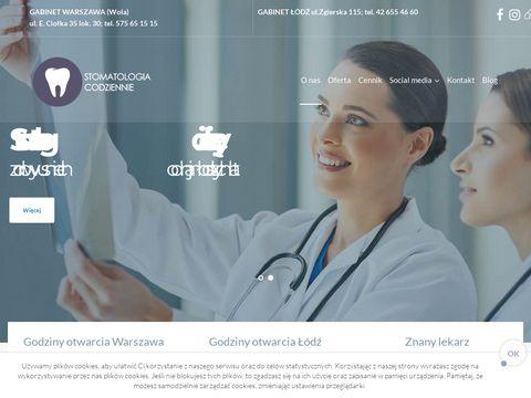 Stomatologiacodziennie.pl protetyka